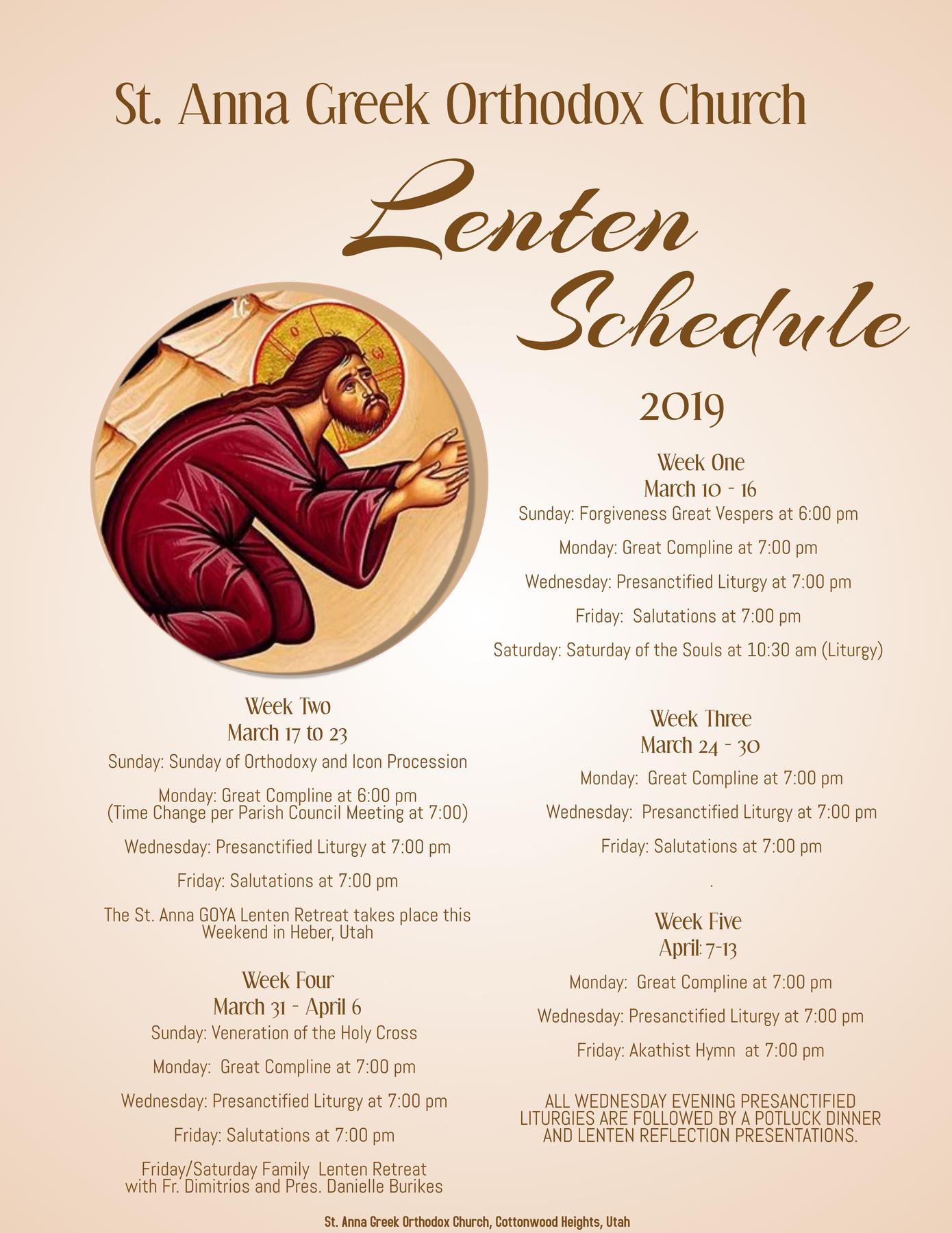 Bulletins – Page 3 – St  Anna Greek Orthodox Church